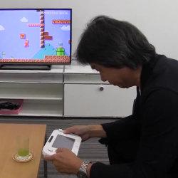 スーパーマリオメーカー、糸井重里氏が作ったコースを宮本茂氏がプレイ。反則ネタをどんどん組み込むのも、あり