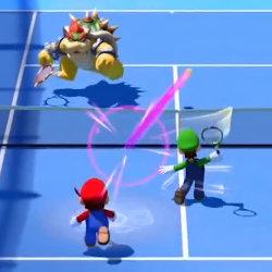 マリオテニス ウルトラスマッシュ、やり込み要素の少なさ、初心に戻るをテーマ