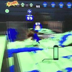 スプラトゥーン、ホコ持ち移動が速すぎる改造プレイヤーが話題