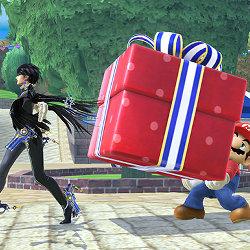 「スマブラ 3DS WiiU」、カムイ、ベヨネッタの配信日が決定。プレイ動画も公開