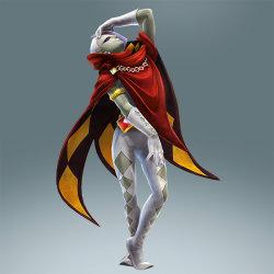 ゼルダ無双 3DS、ギラヒムをイメージしたフェアリー衣装DLCコードがファミ通に