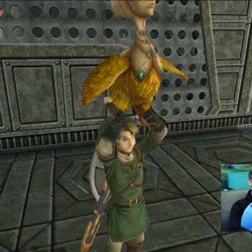 ゼルダの伝説 トワイライトプリンセス HD、城下町などの実況プレイ動画が公開