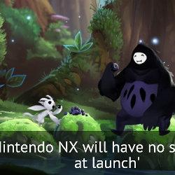 NXの開発キットをもらえなかったスタジオが任天堂を批判するも、元ソニーの重鎮から疑問の声