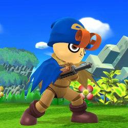 「スマブラ 3DS WiiU」、ジーノ参戦はXのときから考えていたと桜井氏。要望が多い、相性も良い