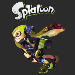 一番くじ Splatoonが登場、発売日は2016年6月上旬