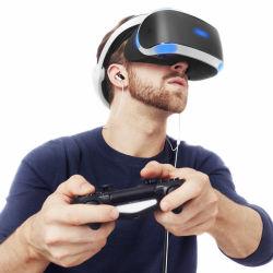 PlayStation VR発売日2016年10月。価格44980円、160本以上ソフト開発中