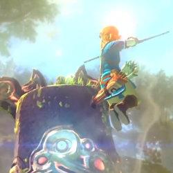 ゼルダの伝説 WiiU 新作リンク「無印」。カッコいいとは違うキャラで、喋らず