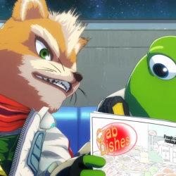スターフォックス ゼロ ザ・バトル・ビギンズのアニメ、濱口優、3DSテーマ