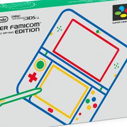 スーパーファミコンとFE ifデザイン New ニンテンドー3DS LL 予約