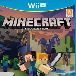 マインクラフト WiiUのパッケージ版の発売日。マリオ