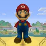 マインクラフトWiiU、スーパーマリオのマッシュアップの配信が決定