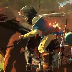 E3 2016、任天堂ゼルダWiiUだけ。プレイ時間は最大90分