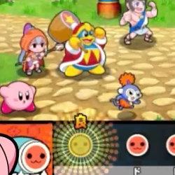 3DS太鼓の達人 ドコドン!ミステリーアドベンチャー、カービィ、デデデ、東方Project、ジバニャン