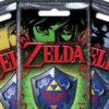 ゼルダの伝説のトレーディングカードの新商品が海外で登場。トワプリ、時オカ、ムジュラなど5作品