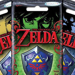ゼルダの伝説のトレーディングカードの新商品が海外。トワプリ、時オカ、ムジュラ