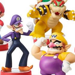 マリオパーティ新作「Mario Party Star Rush」、3DS。amiibo