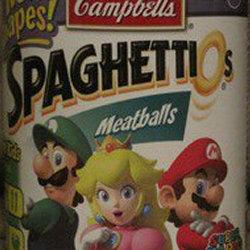マリオパーティ スターラッシュ、スパゲッティ缶詰イラスト使い回し