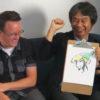 宮本茂氏が無人島に持って行きたいゲームは、Miitomoとテトリス? リンクの貴重な手書きイラストも公開