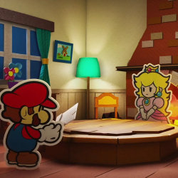WiiU「ペーパーマリオ カラースプラッシュ」、北米の発売日。実質スーパーシール2