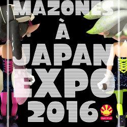 スプラトゥーン、Japan Expo 2016シオカラーズのライブ。特典付きCD予約