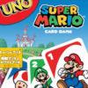 ウノ スーパーマリオ発売。無敵マリオ、オリジナルルールが作れるホワイトマリオ登場