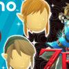 ゼルダの伝説×Miitomoコラボ、リンクのカツラのプレゼントが決定