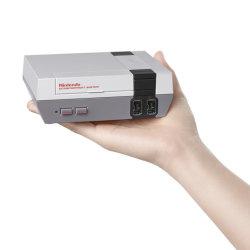 ファミコンのゲームが遊べる新ハード「NES Classic Edition」、任天堂