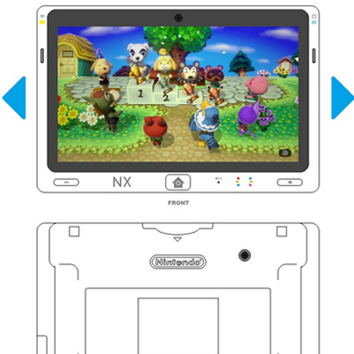 任天堂NX、コントローラー着脱可能、高度な触覚フィードバックWiiブーム再来