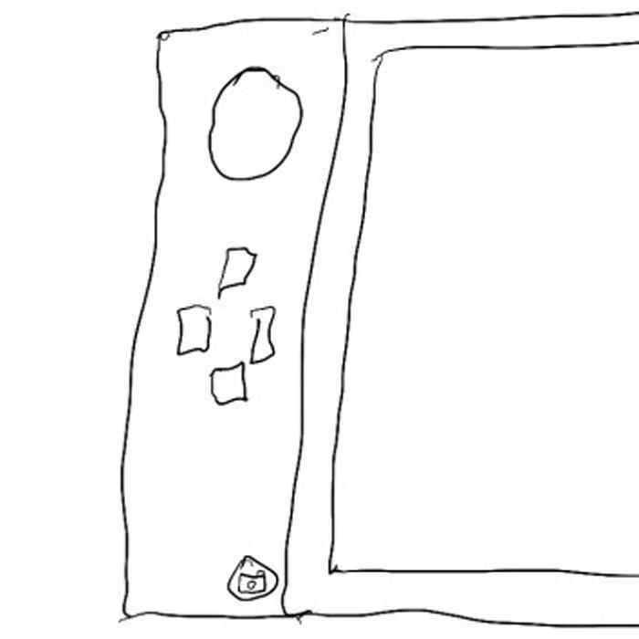 任天堂NX、シェアボタン、PS型の十字キー採用