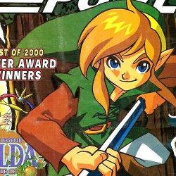 任天堂の雑誌「Nintendo Power」、13年分バックナンバー。ゼルダやカービィ