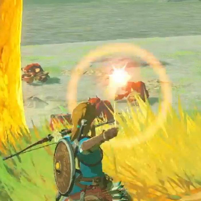 ゼルダの伝説 ブレス オブ ザ ワイルド、gamescom 2016の最優秀ゲーム