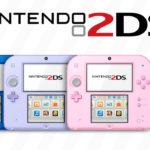 ニンテンドー2DS、5種類の発売が決定。予約も開始