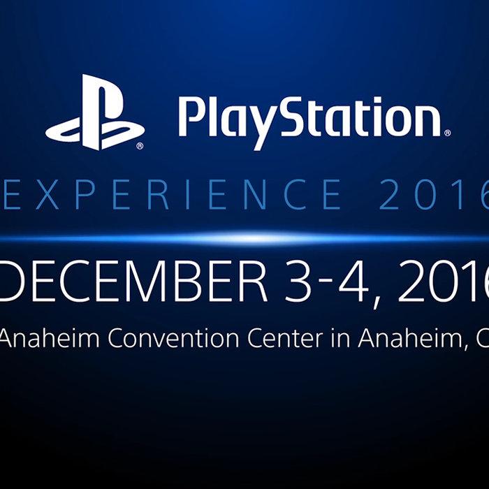 PlayStation Experience 2016、12月に米アナハイム