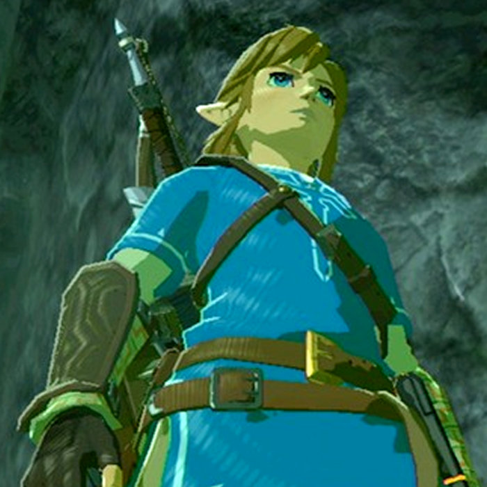 ゼルダの伝説 ブレス オブ ザ ワイルド、リンクの服の青色には重要な意味