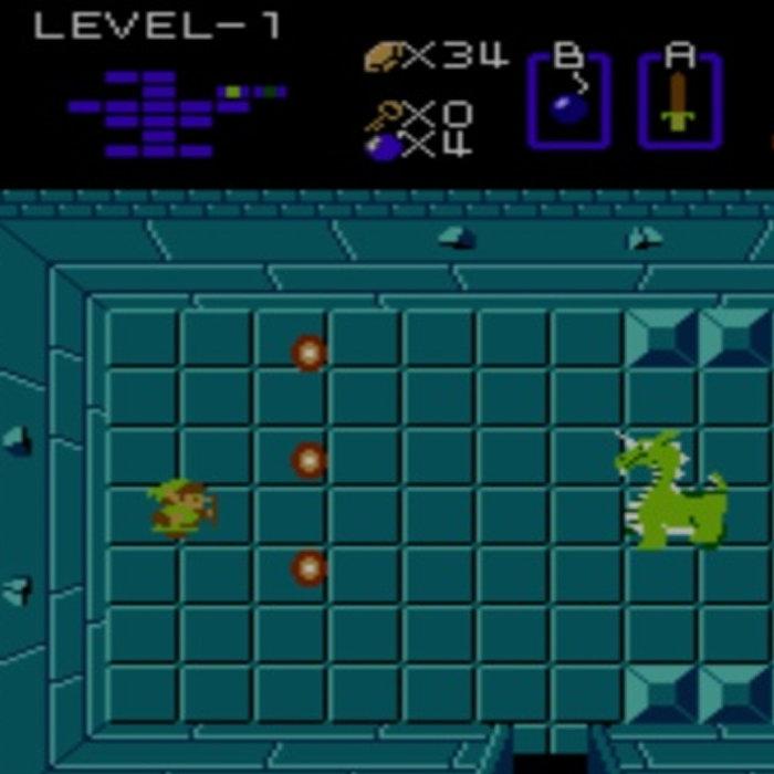 初代「ゼルダの伝説」、ゲームクリアまでに鳴る「謎解きの音」は何回