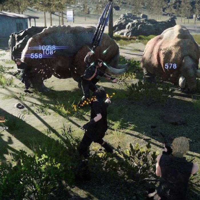 FF15、スマホでMMOゲーム。開発「ゲーム・オブ・ウォー」Machine Zone