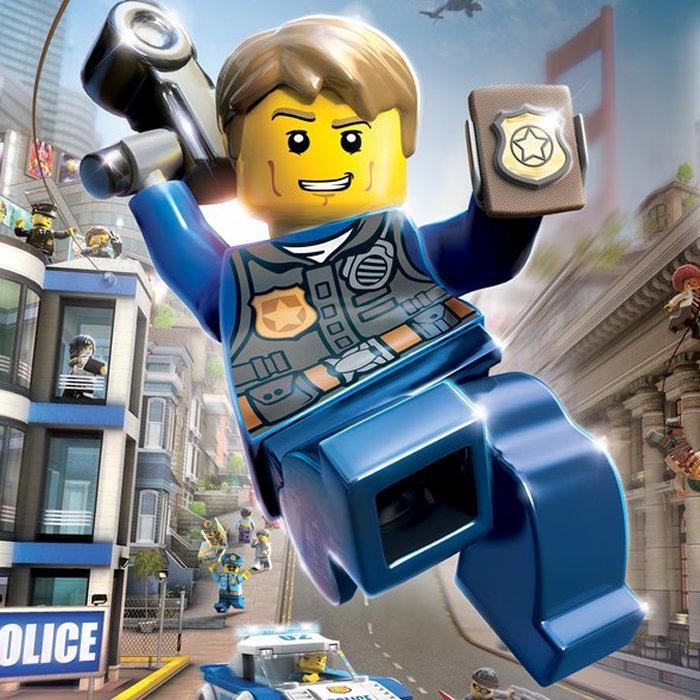 レゴ シティ アンダーカバー、ニンテンドースイッチ。PS4、Xbox One