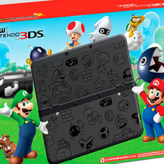 New ニンテンドー 3DSが99.99ドル。アメリカ任天堂が2016年ブラックフライデー