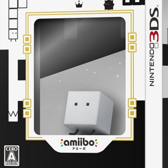 ハコボーイ!ハコづめBOX、キュービィのamiiboとソフト3本セット