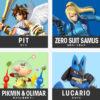 スマブラ、ニンテンドースイッチ版は、WiiUに新キャラを追加したものに?