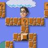 スーパーマリオメーカー、WiiU版に脳トレの川島教授の顔だけキャラマリオ追加