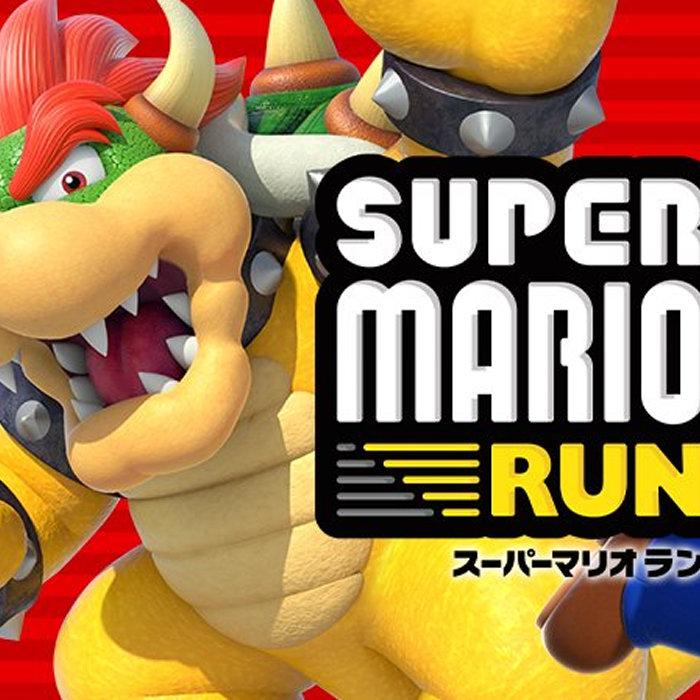 スーパーマリオラン、Android版の配信は2017年3月。iOS先行は失敗