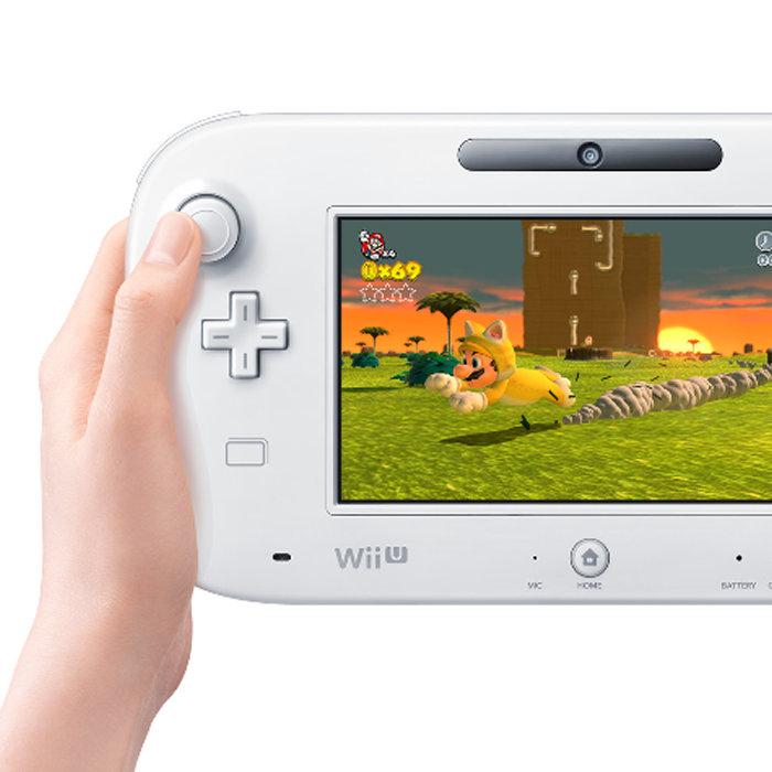 WiiUの生産が終了。2012年12月~2017年1月の約4年、実質3年