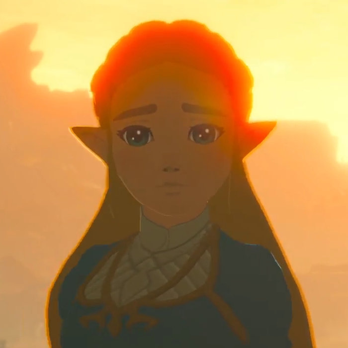ゼルダの伝説 ブレス オブ ザ ワイルド、ゼルダ姫の顔が変わる、海外の反応