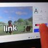 ニンテンドースイッチのアルバム機能、画像に文字を入力することも可能