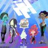 スプラトゥーン2、新しいバトルBGM「Rip Entry」公開。新キャラ「Wet Floor」も