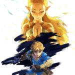 ゼルダの伝説 ブレス オブ ザ ワイルド、新アートを使用したプリペイドカード登場。3DSテーマも