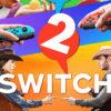 ニンテンドースイッチ、松本人志さんも体験。1-2-Switchをプレイ