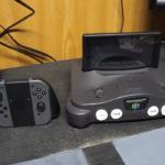 ニンテンドースイッチ、N64本体をドックに改造した人が登場。良デザインに