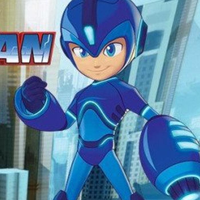 ロックマン、新作アニメのデザイン変わる、違和感が